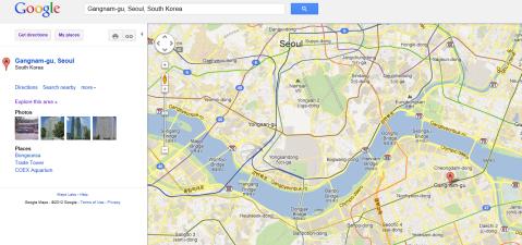 Gangnam_Map